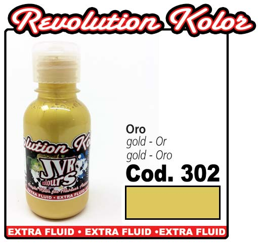Revolution Kolor cod.302 Metal Perl