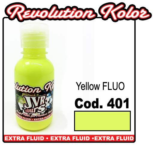 Revolution Kolor cod.401 Giallo Fluo